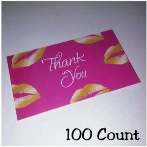 Other - (100 ct) Thank You Cards